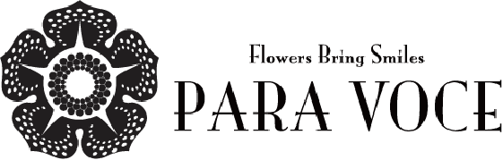 Flower Bring Smiles PARAVOCE