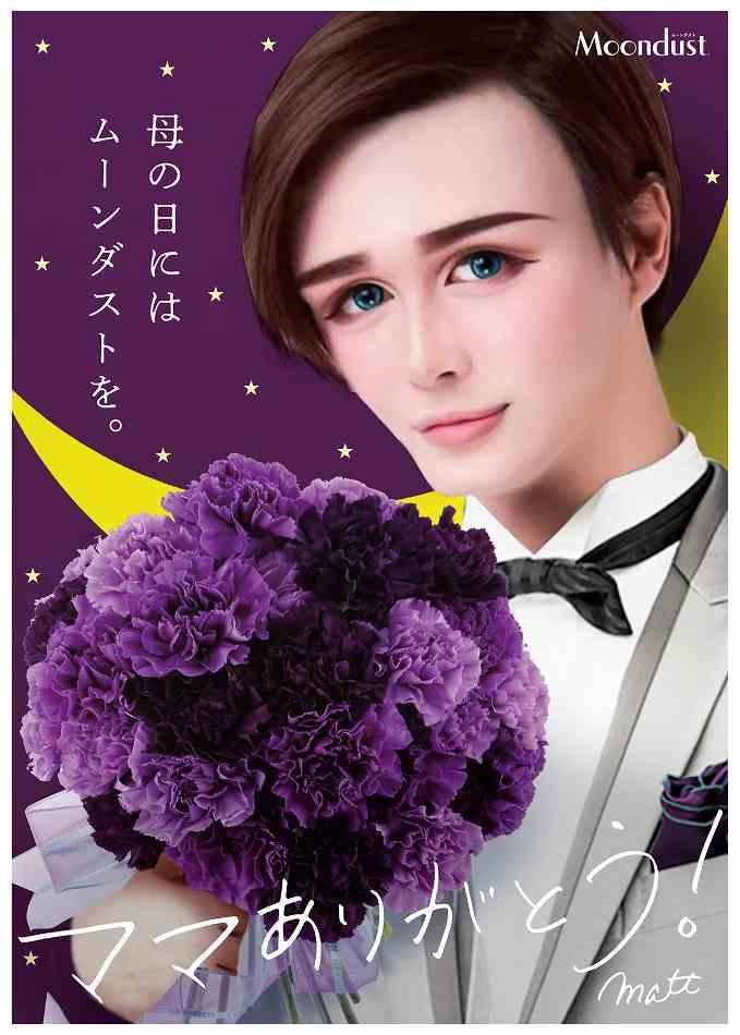 母の日プレゼント 花 ムーンダストの花束LLサイズ(48本) 花 ギフト