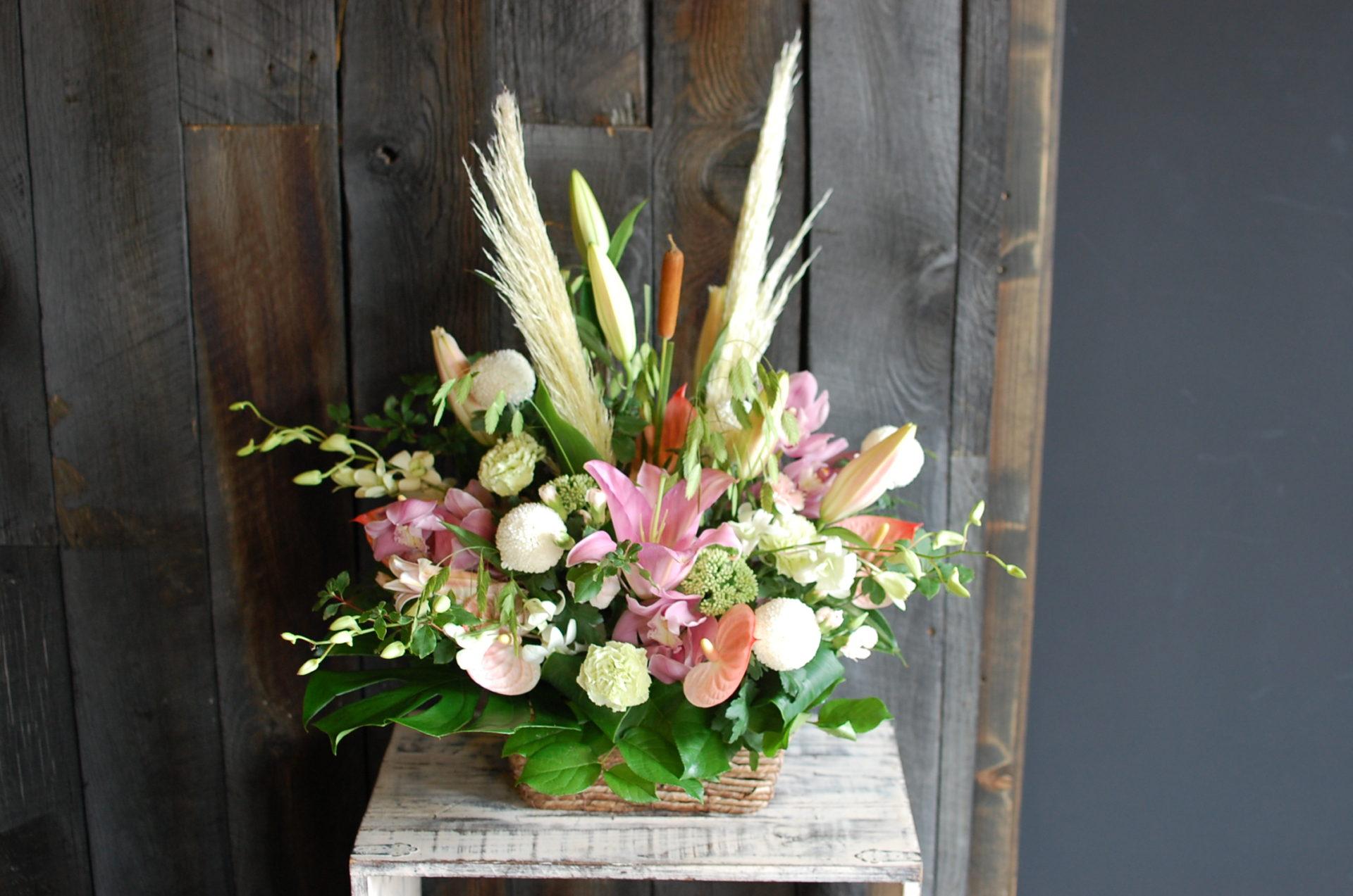 お供え花 花束 LLサイズ 参考No.20